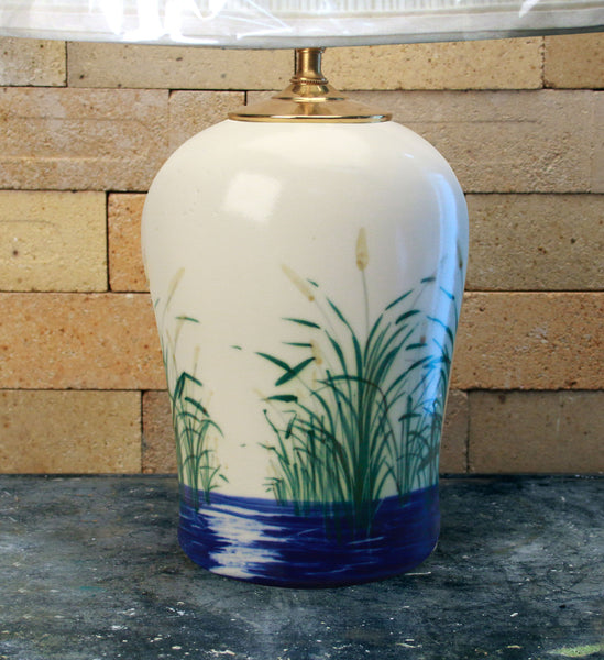 Chatham Pottery Beach Grass Medium Lamp