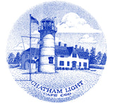 Chatham Light Decal - Chatham Pottery