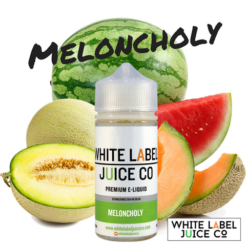 Meloncholy (WATERMELON, CANTALOUPE, AND HONEYDEW.)