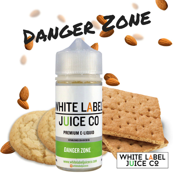 Danger Zone (Almond Sugar cookie)