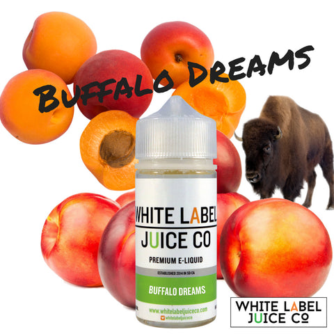 Buffalo Dreams (Apricot & Nectarine)