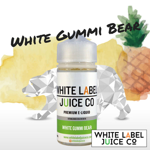 White Gummi Bear