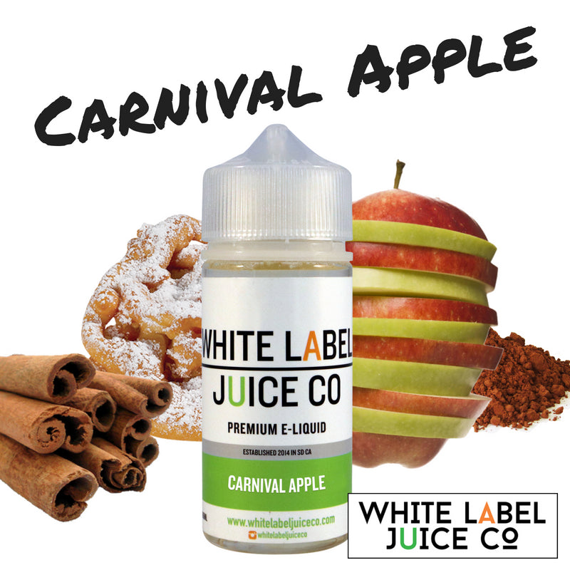 Carnival Apple (Caramel Apple)