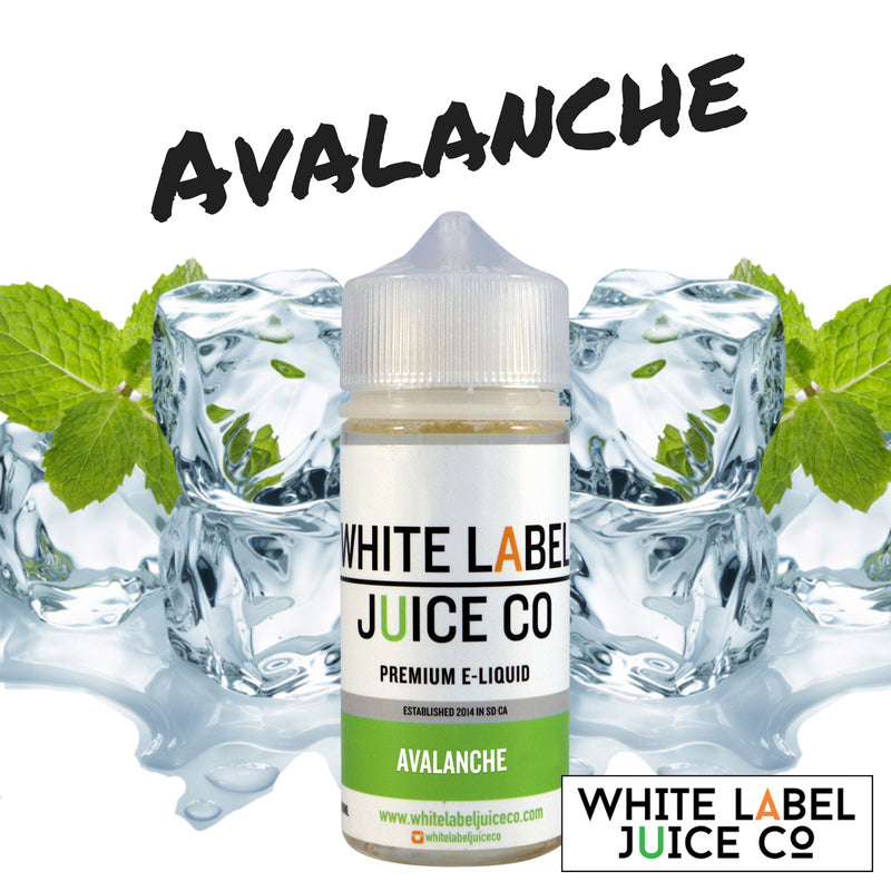 Avalanche (Peppermint & Menthol)