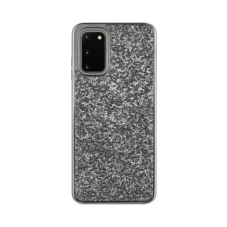 Black Shimmer Case for Galaxy S20
