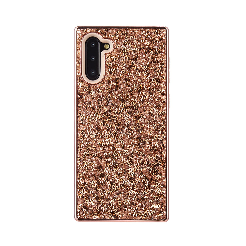 Bronze Gold Shimmer Case for Galaxy S21 Series