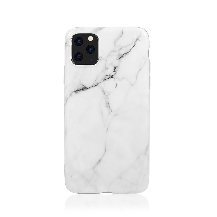 Classy White Marble Case for iPhone