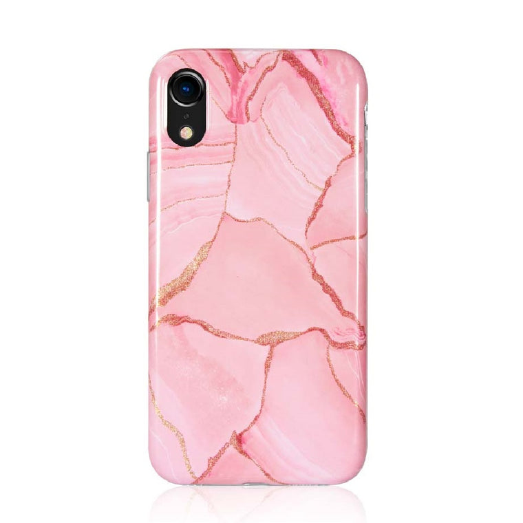 Rosetta Meets Glitter Case for iPhone