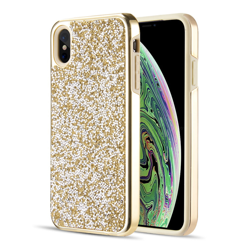 Gold Shimmer Case for iPhone
