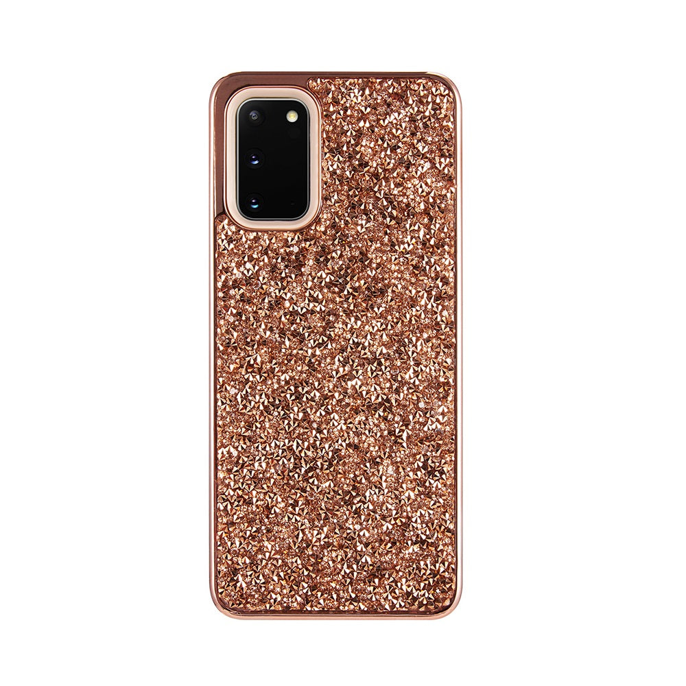 Bronze Gold Shimmer Case for Galaxy S20
