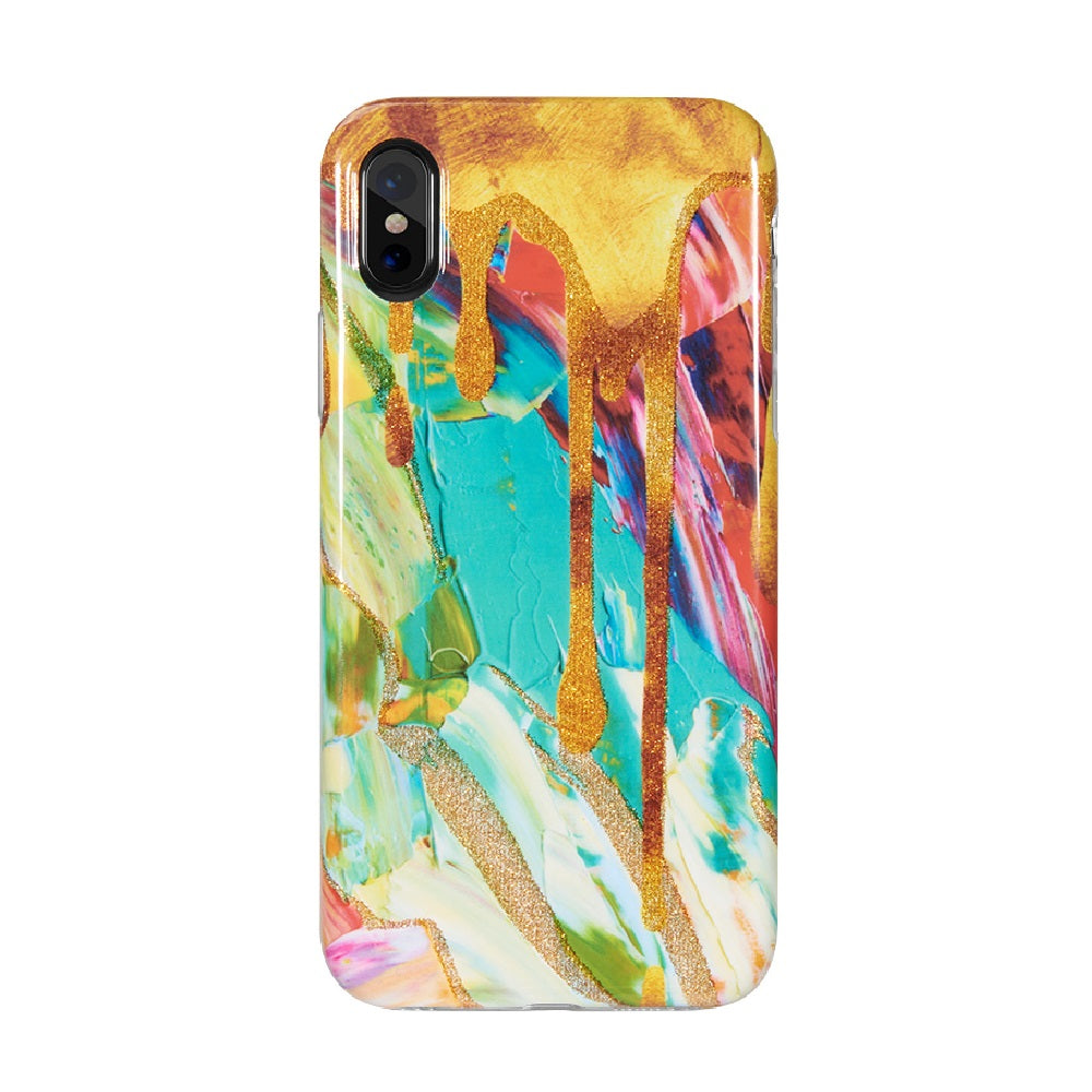 Melting Shimmer Case for iPhone