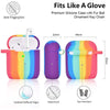 Rainbow Pride Keychain Case for Airpods
