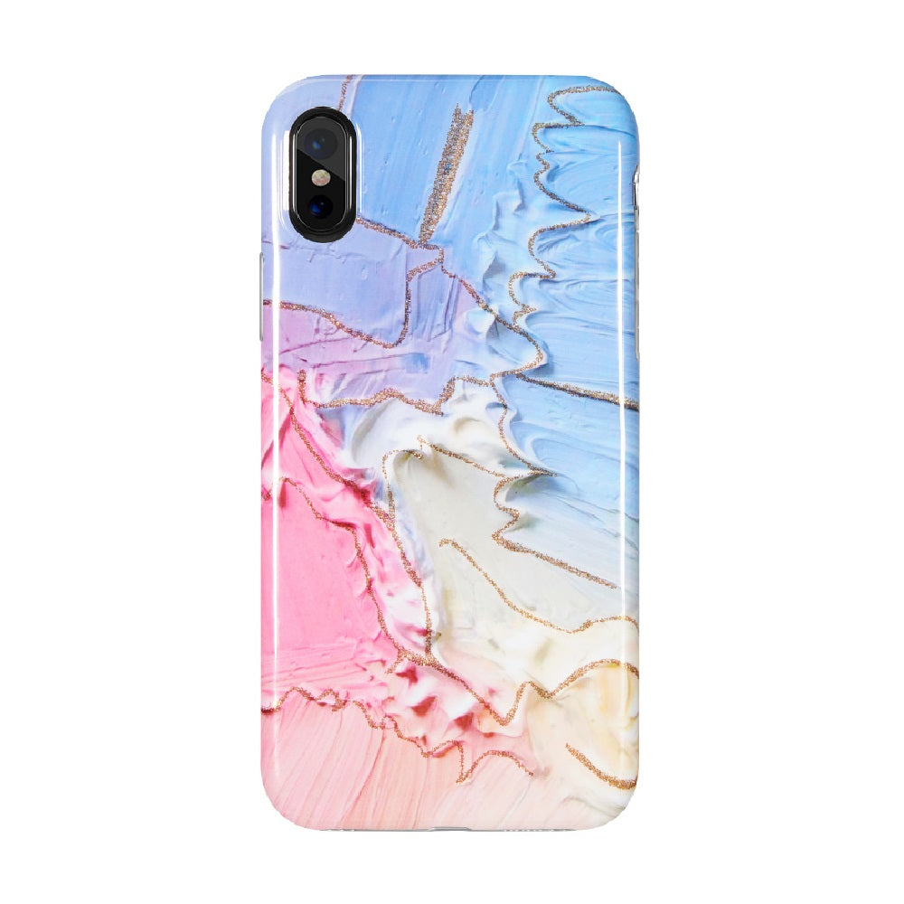 Whipped Marble Case for iPhone