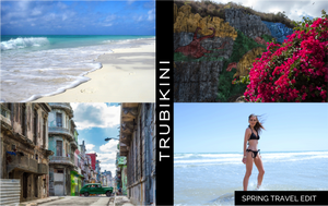 Spring Travel Edit - Viva Cuba Viva!