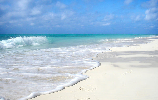Cuban Beach - Pristine White Sands