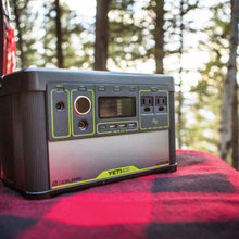 Yeti 400 Lithium Portable Power Station - Perfect for campers that need to stay connected