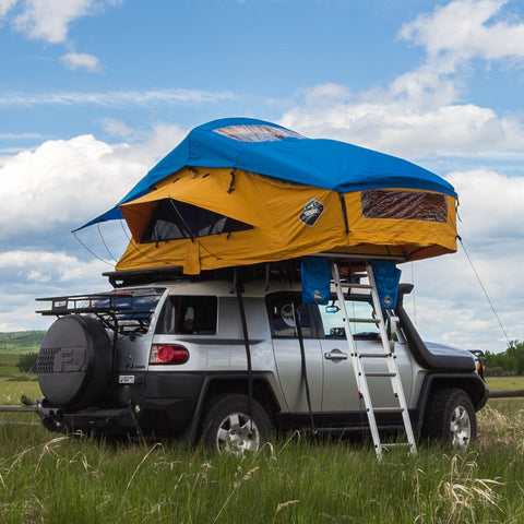 tamarack buckhorn river roof top tent