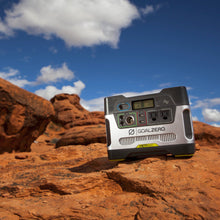 Yeti 400 Portable Power Station is designed for the outdoors