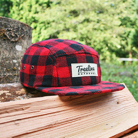 The Simple Man Cap - Camping Gear - Treeline Outdoors - 1