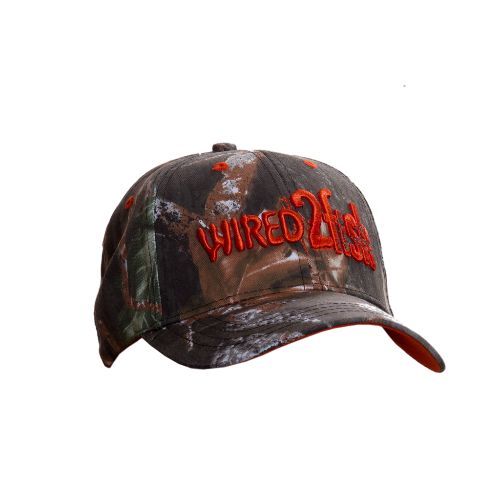 Wired2fish Camo Hat