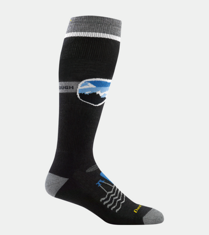 Darn Tough Goggle Guy OTC Padded Cushion Socks  - Men's