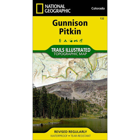 National Geographic Trails Illustrated