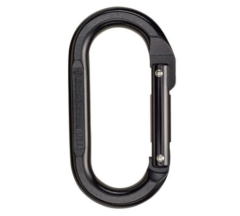 Black Diamond - Oval Carabiner