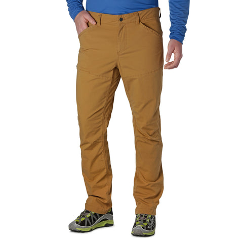 Outdoor Research Men's Wadi Rum Pants - 32'' Inseam Ochre 34