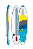 Hala Carbon Straight-Up Inflatable Stand-Up Paddleboard (SUP)