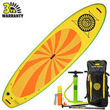 SOL Paddle SOLTrain Stand Up Paddleboard - Demo Model