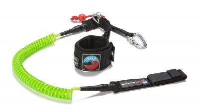 Hala Releasable SUP Coiled Leash