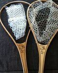 NEW Native Nets River Net Custom Wooden Handcrafted Fishing Nets | Made in USA