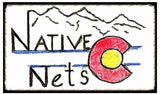 NEW Native Nets Brook Net Custom Wooden Handcrafted Fishing Nets | Made in USA