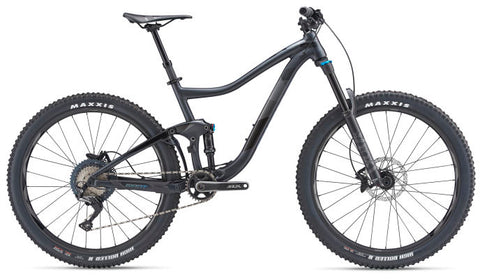 Giant Trance 2 L Metallic Black/Black/Iris Mountain Bike