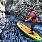 SOL Paddle Carbon Blaster Three-Piece Travel Paddle