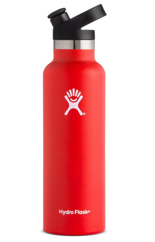 Hydro Flask - 21oz Standard Mouth w/ Sports Cap