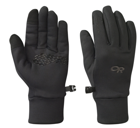 OR Women's PL 150 Sensor Gloves Black S