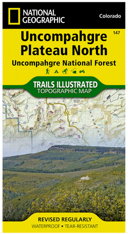Uncompahgre Plateau, North 147