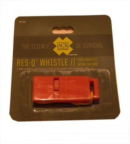 Arc Res-Q Whistle