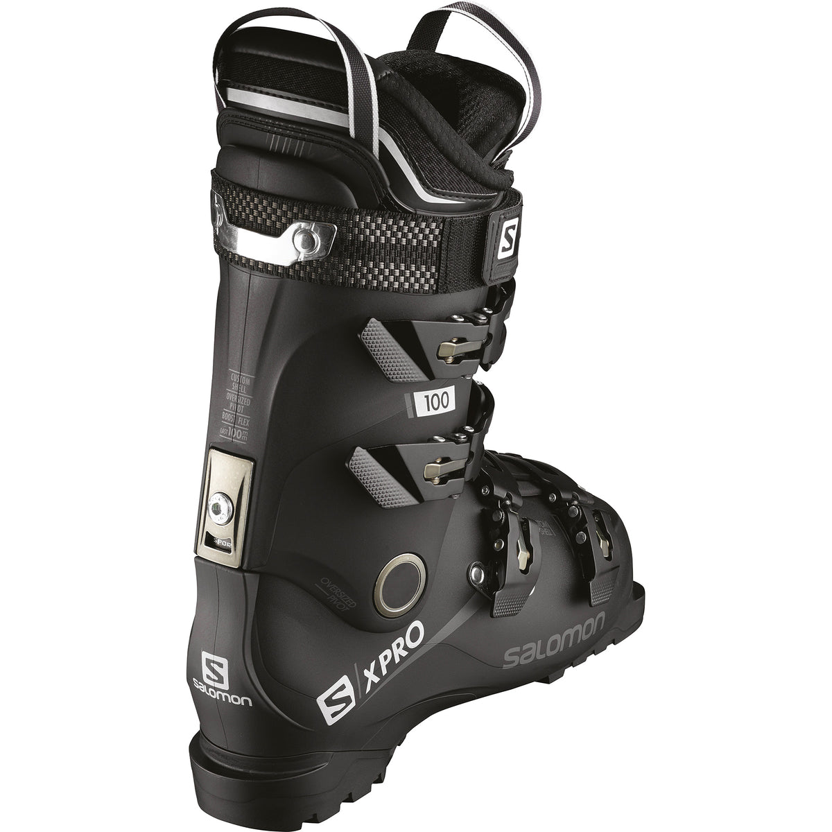 2018 Salomon X Pro 130 Mens Boot Overview by SkisDotCom