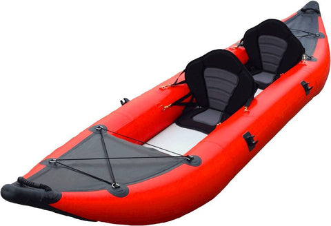 Dave Scadden Stingray 360 Inflatable Kayak
