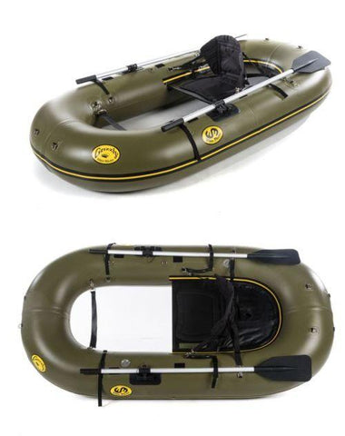 Watermaster Grizzly Inflatable Watercraft- Standard Package