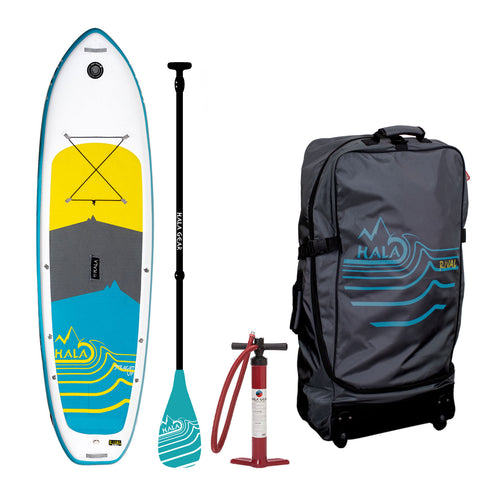 Hala Rival Straight Up Paddleboard