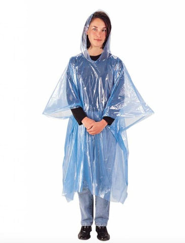 LM EMERGENCY PONCHO ASSORTED
