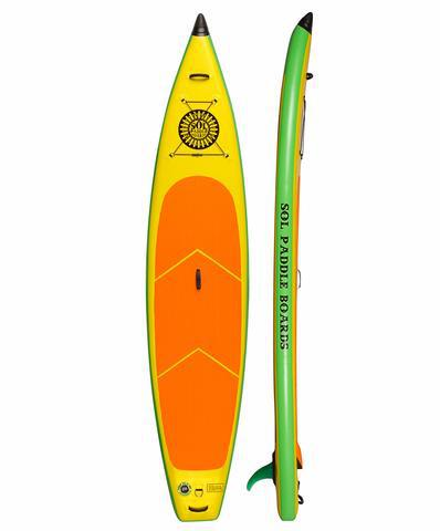 SOL - SOLsonic Paddleboard