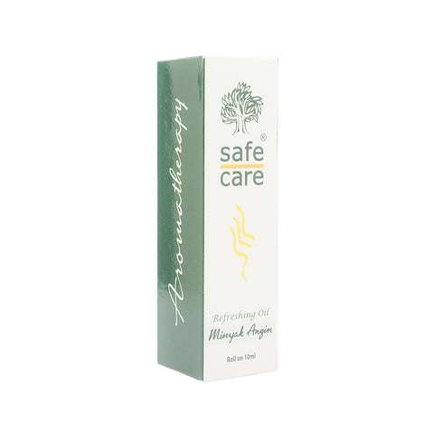 Safecare, Aromatheraphy, Refreshing Oil, 10 ml