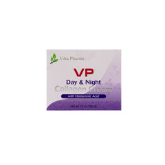 Vitta Pharms, Day & Night Collagen Cream, 50 ml