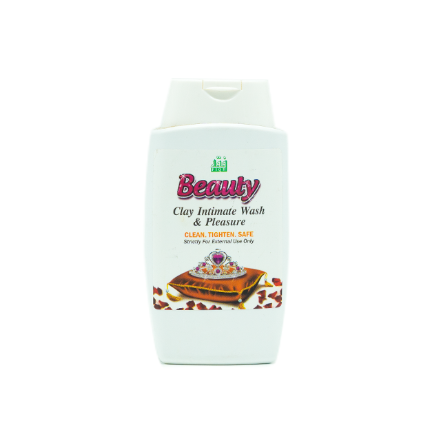 FIQH BEAUTY CLAY INTIMATE WASH & PLEASURE 100ML