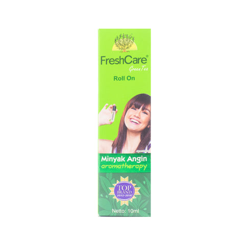 Freshcare, Roll On, Aroma Green Tea, 10 ml