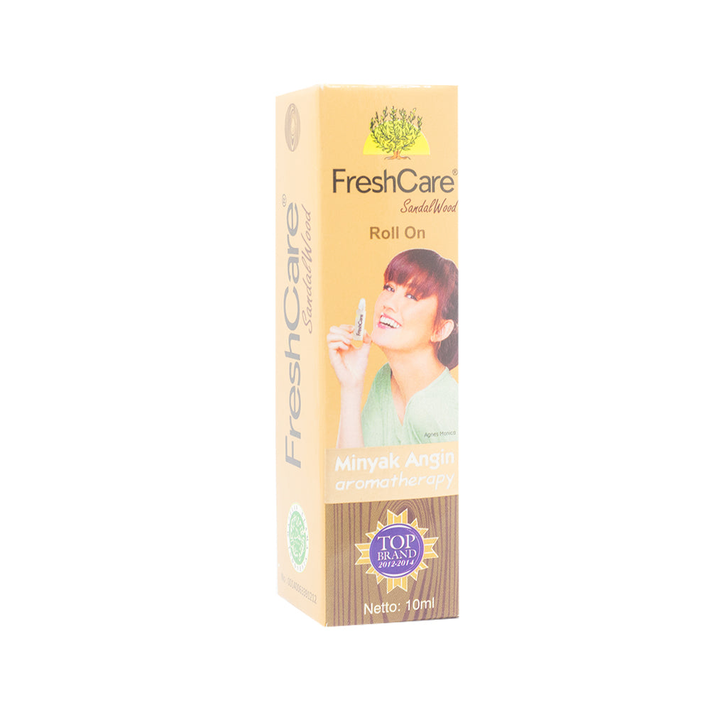 Freshcare, Roll On, Aroma Sandalwood, 10 ml